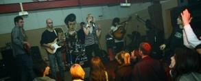 Promocija demo albuma benda Audiozen u klub United u Osijeku