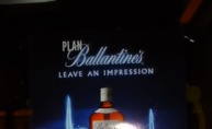 Ballantine's party @ Galaxie bar, Rijeka