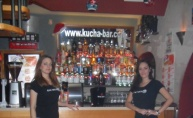 Bacardi party @ Kucha bar