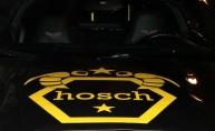 Hosch se na novu lokaciju dovezao u atraktivnoj Corvetti