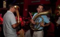 Kočani orkestar u Makina Exit clubu