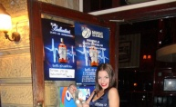 Ballantine's party @ Capitano bar