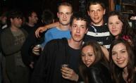 disko klub Uljanik-student parti
