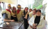 Ožujsko maškare u Caffe baru Štacion