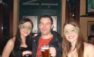 Ožujsko maškare u Old Nick's pubu