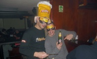 Ožujsko maškare u Capitano baru