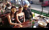 Ožujsko maškare u caffe baru Štacijon