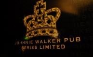 Petak u Johnnie Walker pubu