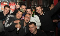 student part-disko Klub Uljanik