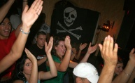Otvorenje zimske sezone u Pirate pub-u uz grupu E.T.