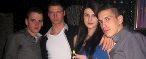 Ballantine's party @ Cabaret Casablanca, Zagreb
