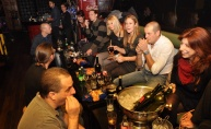 Johnnie Walker pub party subota