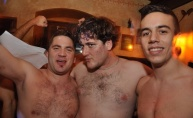 River pub u naletu golih ragbijaša - CURE UŽIVAJTE!